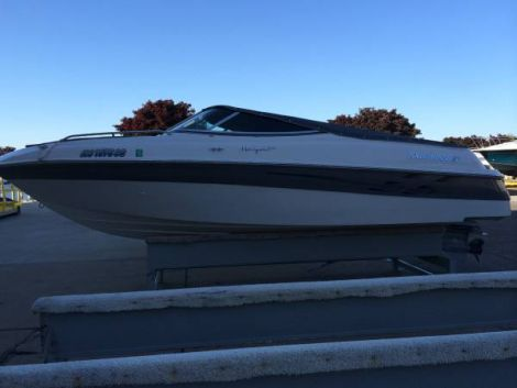 Used FOUR WINNS Boats For Sale in Michigan by owner | 2000 20 foot Four Winns Horizon